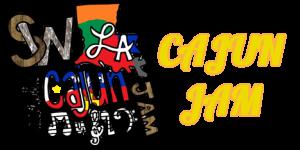 Cajun Jam Logo for Cajun Music Radio
