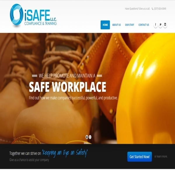 iSAFE, LLC - Safety & Compliance