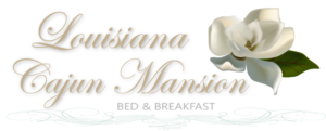 Louisiana Cajun Mansion Bed & Breakfast near Lafayette Louisiana